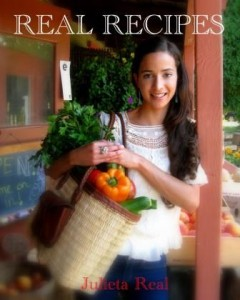 REAL RECIPES COVER BOOK FRONT